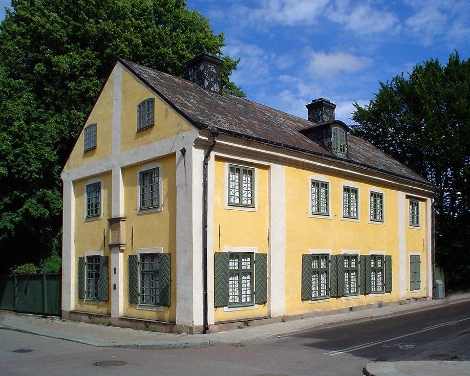 CarlvonLinne house