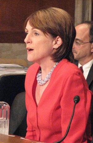 Carol Browner - Image: Carol Browner 2007