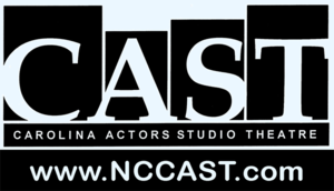 English: logo of the Carolina Actors Studio Th...