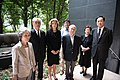 Caroline Kennedy Yasuhiro Sato and family members of the victims 20140910.jpg