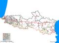 Carte des sites Natura 2000 des Pyrénées.png