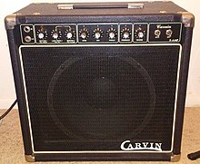 Dating carvin amps