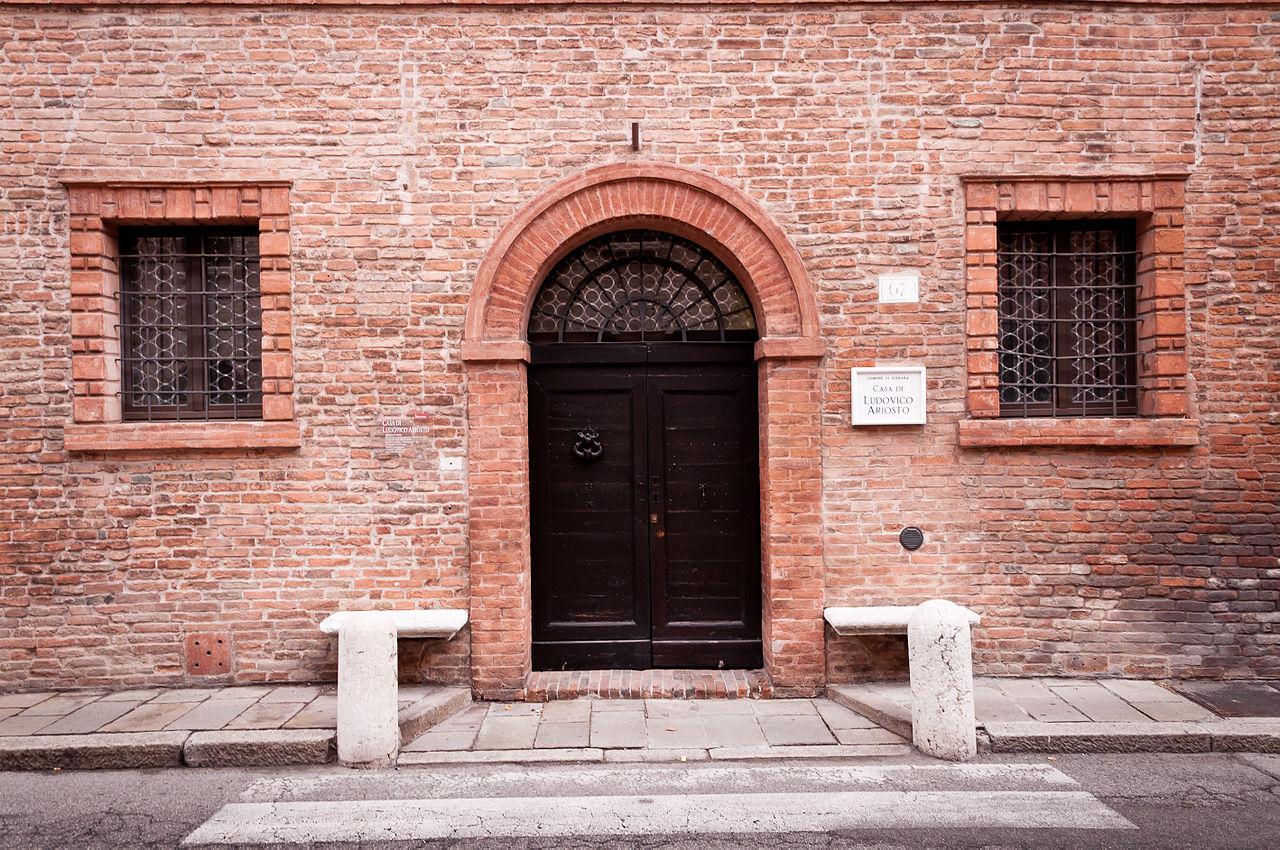 file casa di ludovico ariosto wikipedia
