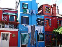 Burano - Wikivoyage, guida turistica di viaggio