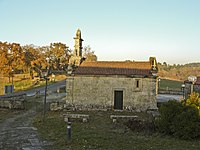 Castelo de Vilamarín - Capela.JPG