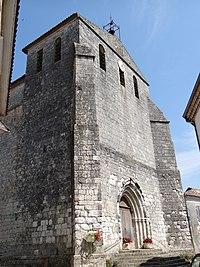 Castelsagrat - Église de l'Assomption 1.JPG