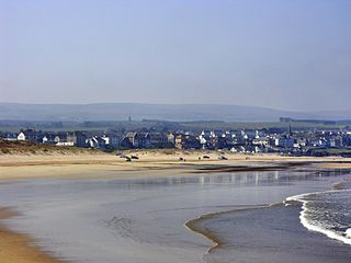 Castlerock seaside village in County Londonderry, Northern Ireland