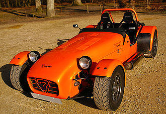 Caterham Cars - Caterham 7 Superlight R300