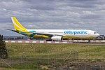 Cebu Pacific (RP-C3348) Airbus A330-343 arriving at Sydney Airport.jpg