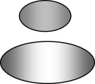 Pom1 - Figure 2: Characterization of Pom1 localization at different points in the cell cycle. Pom1 is represented by the dark gray shading. White regions represent low concentrations of Pom1 after the cell has elongated and Pom1 localizes at the cell ends.