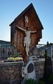 Cemetery cross, Nußdorf ob der Traisen.jpg