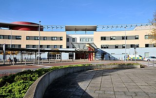 Central Middlesex Hospital Hospital in England