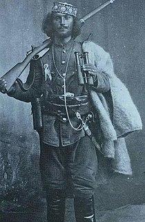 Çerçiz Topulli Albanian activist