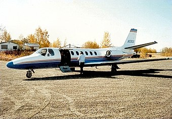 Cessna Citation V | Military Wiki | FANDOM powered by Wikia