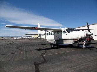 Aéreo Servicio Guerrero - Cessna 208