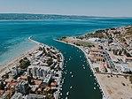 Cetina river at Omis.jpg