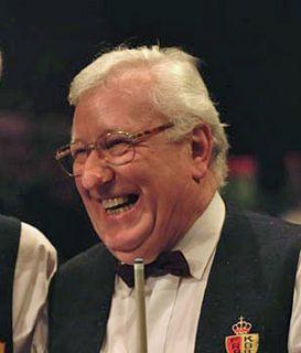 Raymond Ceulemans Belgian billiards player