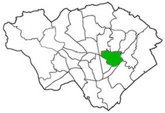 Penylan - Penylan electoral ward of Cardiff