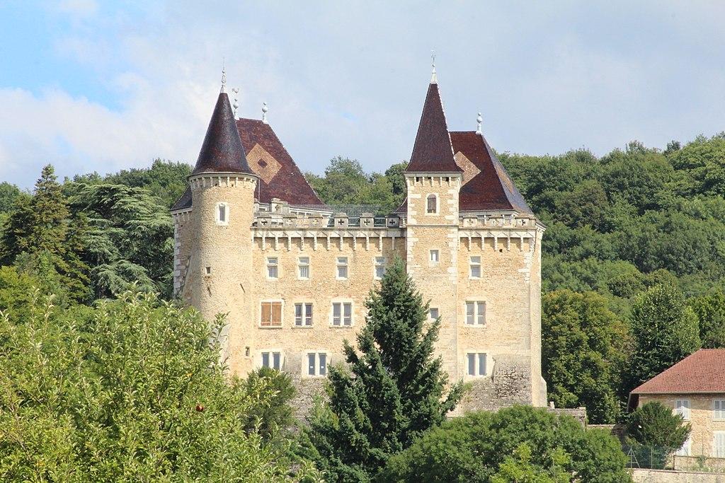 Image illustrative de l'article Château de Varey
