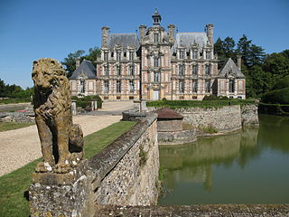 Mesnil-en-Ouche Commune in Normandy, France