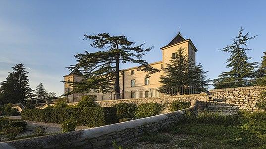 Château de Restinclières, Prades-le-Lez