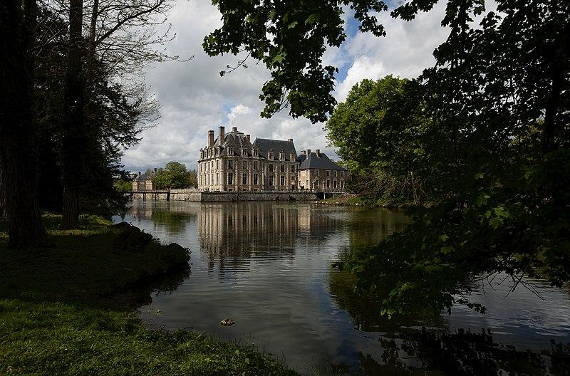 File:Château de la Ferté de La Ferté-Saint-Aubin PM 13688.jpg