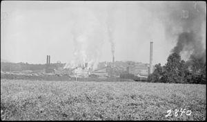 Canton, North Carolina - Champion factory in 1937