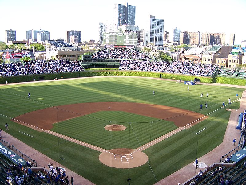 File:Champs central du Wrigley Field.JPG