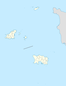 La Motte, Jersey is located in Channel Islands