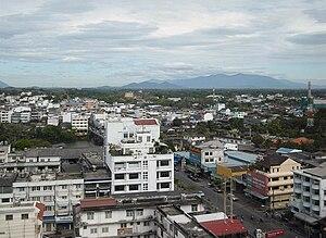 Chanthaburi - Image: Chanthaburi City