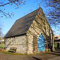 Chapel (former) at Portslade Cemetery, Trafalgar Road, Portslade (November 2015).JPG