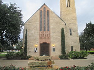 Texas Lutheran University - The Chapel of the Abiding Presence