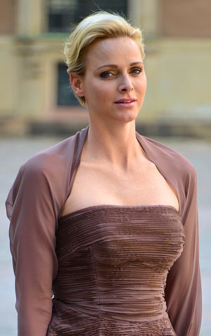 Princess consort - Image: Charlene, Princess of Monaco 2