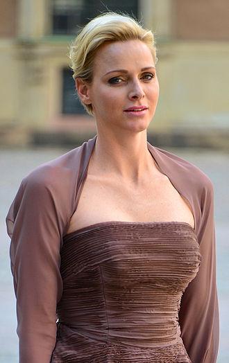 Princess consort - Image: Charlene, Princess of Monaco 2