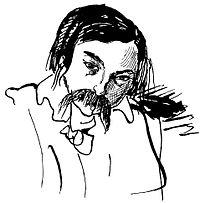 Charles Asselineau par Baudelaire.jpg