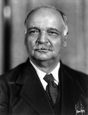 71st United States Congress - President of the Senate Charles Curtis