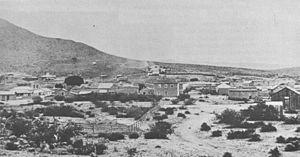 Earp Vendetta Ride - Wyatt Earp began the search for the Cowboys who ambushed Virgil Earp in Charleston, Arizona Territory.