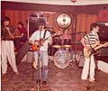 """Charlie Amato y Hector """"Zeta"""" Bosio tocando con el Grupo """"The Morgan"""".jpg"""