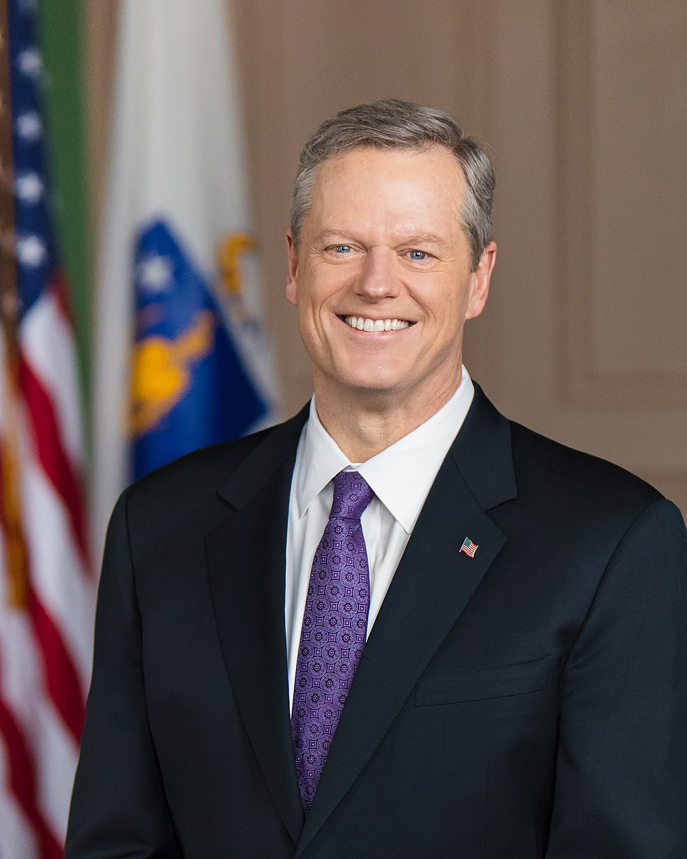Charlie Baker official photo