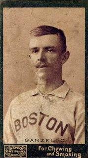 Charlie Ganzel American baseball player