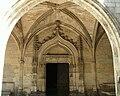 Chartreuse Saint-Sauveur - Eglise - Avant porche.JPG