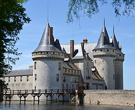 Image illustrative de l'article Château de Sully-sur-Loire