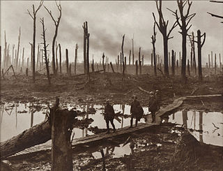 Battle of Passchendaele campaign of the First World War