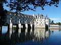 Chenonceaux-château sur le Cher.JPG