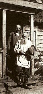 Чертков и Лев Толстой