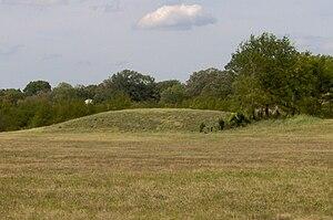 Castalian Springs Mound Site - Image: Cheskiki mound tn 1