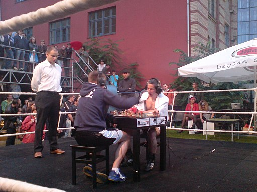 Chess Boxing 2007 (1)
