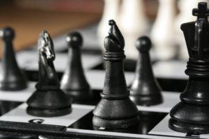 Chess bishop 1000
