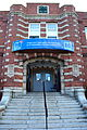 Chester PA Armory entrance.jpg