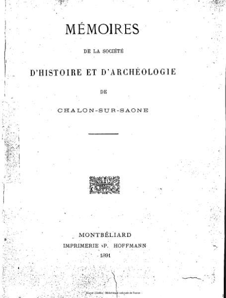 File:Chevalier - Cartulaire de Paray-le-Monial.djvu